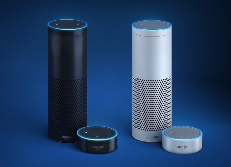 Amazon Amazon Alexa, Echo and the All-New Echo Dot