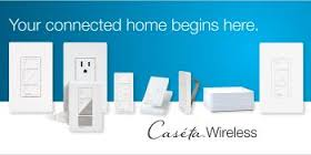 Certified Caseta Wireless Expert and Integrator