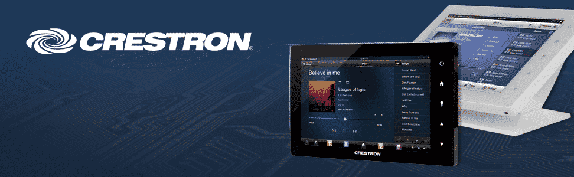 Certified Crestron Integration