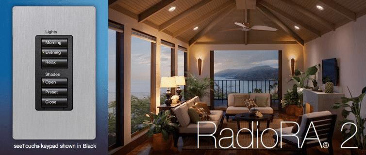 Certified RadioRa 2 Integration and Programming