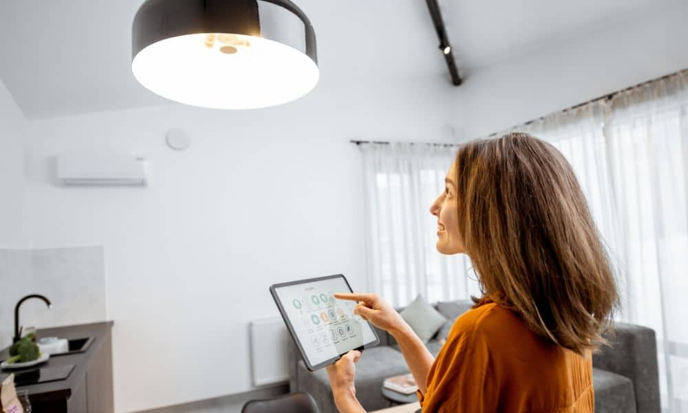 Different Components of a Smart Home